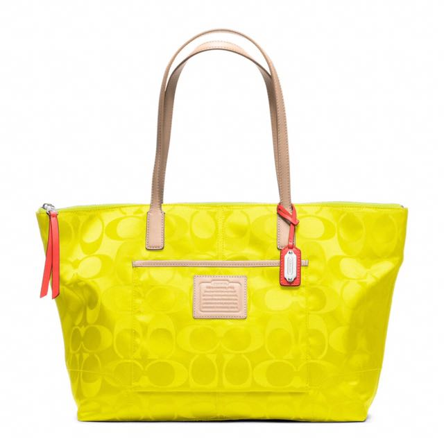 Coach Legacy Weekend Signature