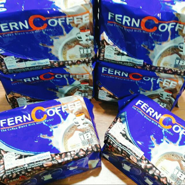 COFFEE FERNCOFFEE