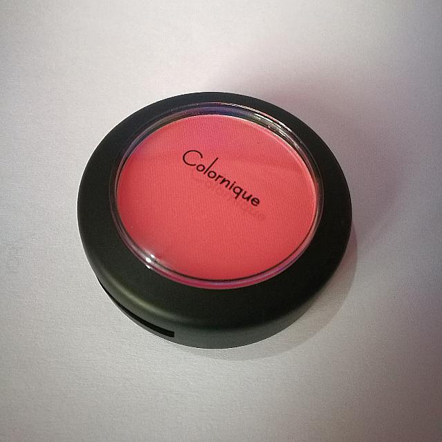 Colornique Blusher Peach Pink
