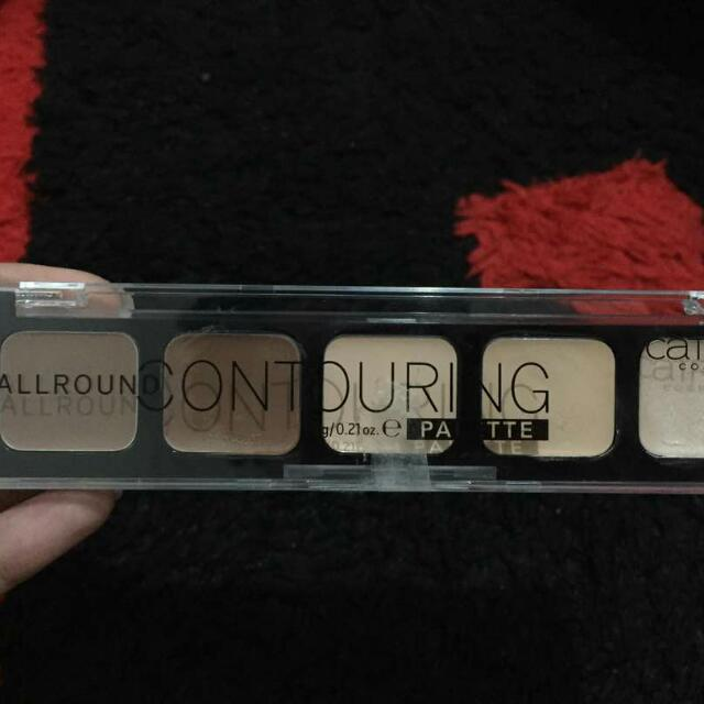 Contouring Catrice