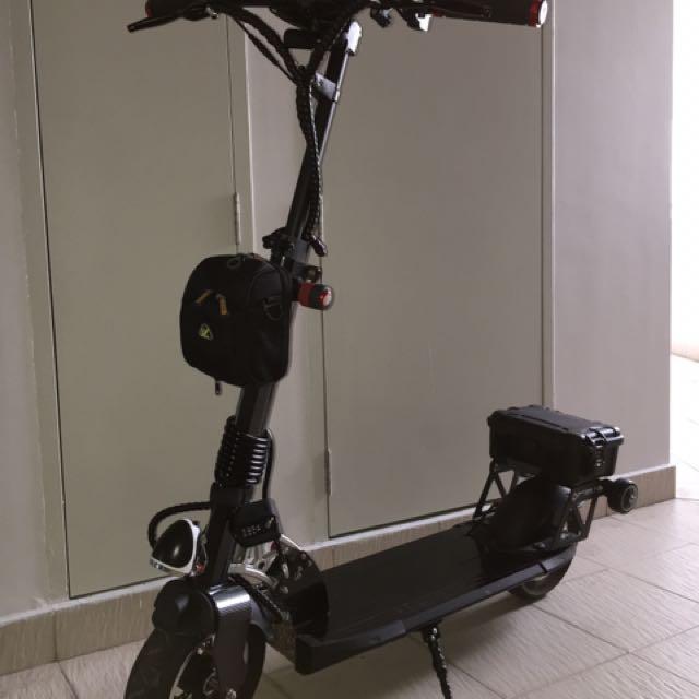 E-Scooter Aerlang ERT-010