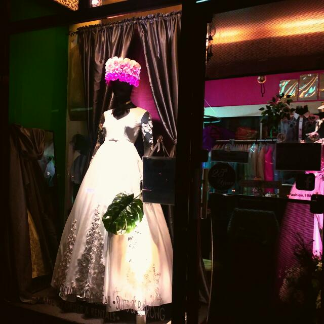 68485799b3 EXPERT IN WEDDING GOWN ACTUAL DESIGNER by(JAYMIE'S FASHION)Rental shop STA  ROSA LAGUNA on Carousell