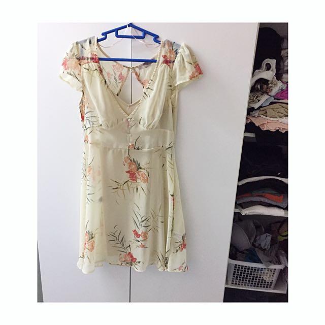 F21 Spring Dress