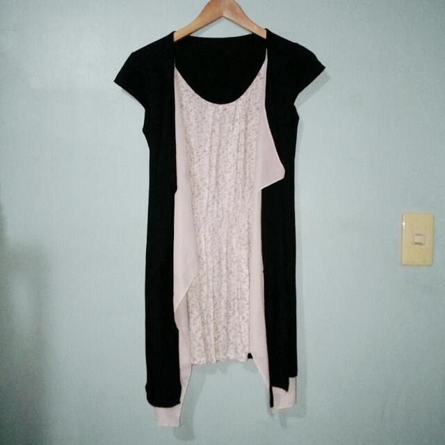 Flowy Asymmetrical Top