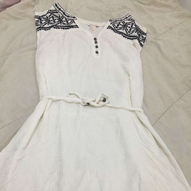 Forever 21 Hippies Indie Dress