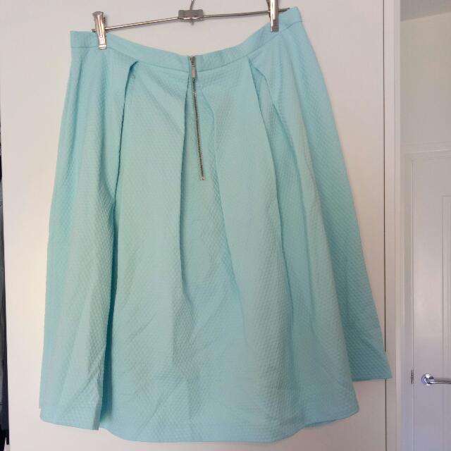 ForeverNew Midi Skirt