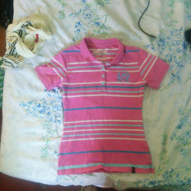 Fresh Gear Polo Shirt