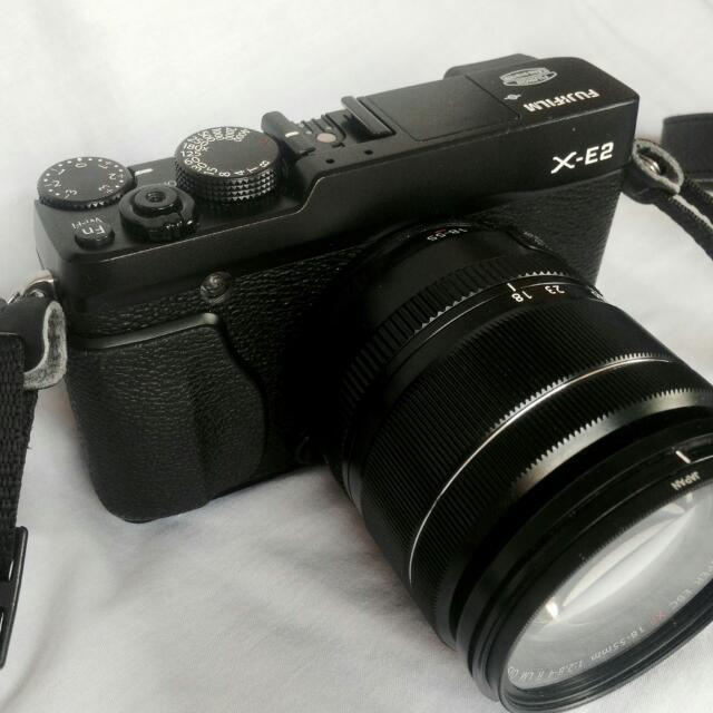 Fujifilm X-E2 Lens 18-55mm