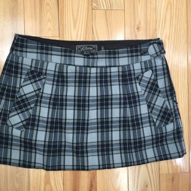 Guess School Girl Style Skirt