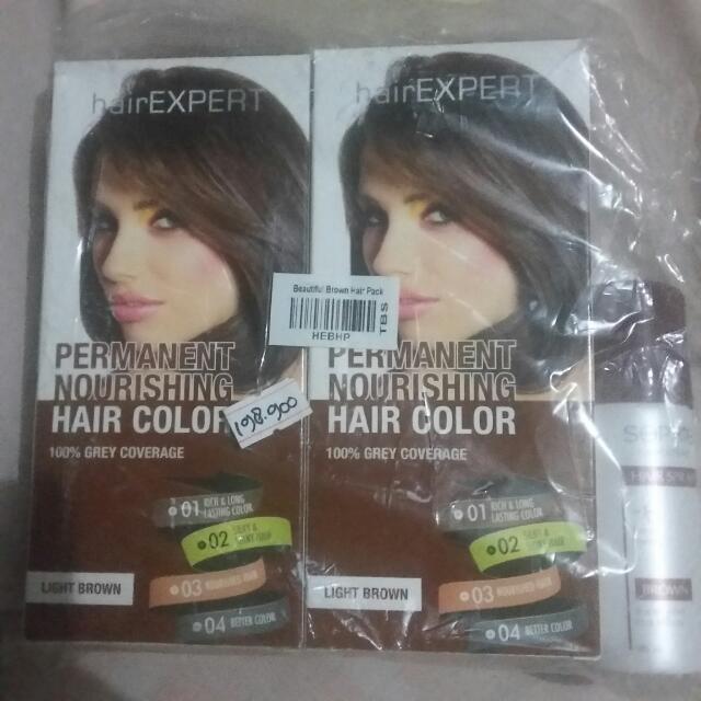 Hair Expert Permanent Nourishing Colour Sophie Paris