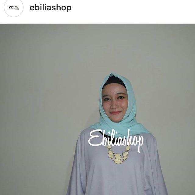 Hijab Rawis Dobel Hicon