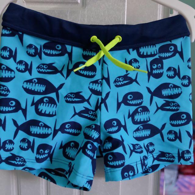 H&M Boxer Swim Size 110/116 (4-6y)
