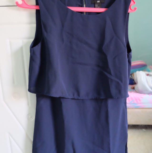H&M Mini Dress Size 36/S