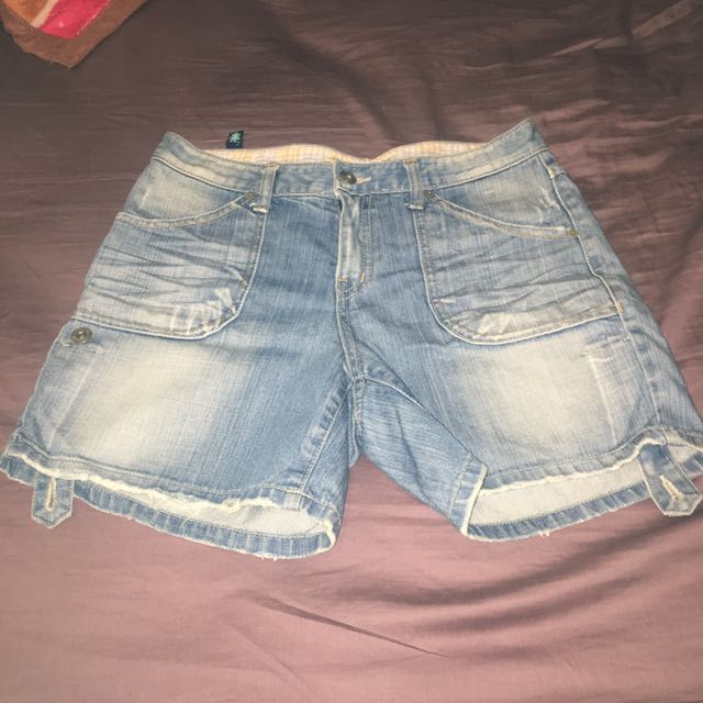 hotpants denim