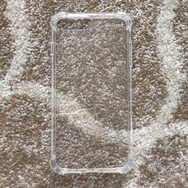 Iphone 7+ Plus Anti Crack Case / Casing