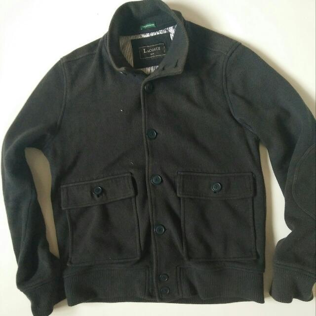 Jacket Sweater Lacoste