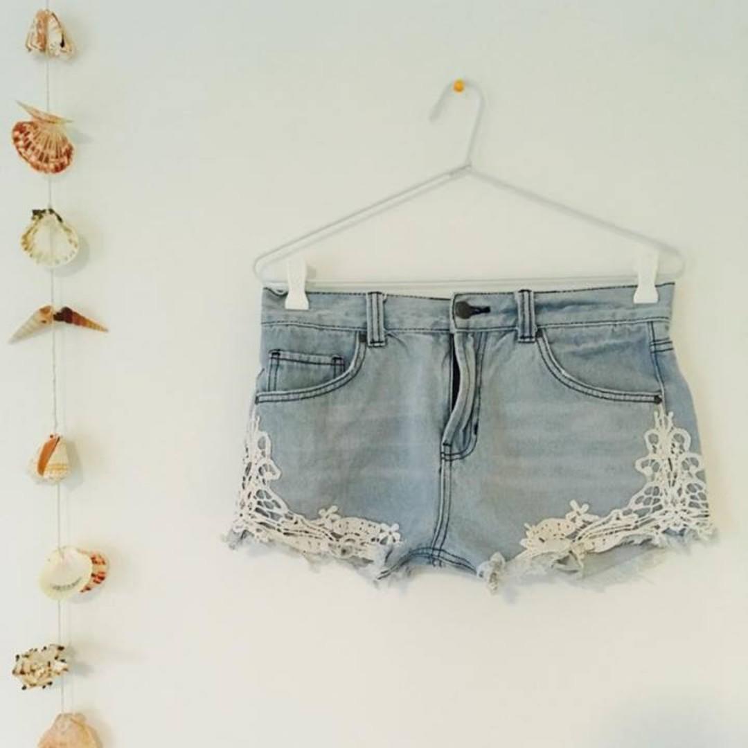 JAYJAYS - Denim shorts