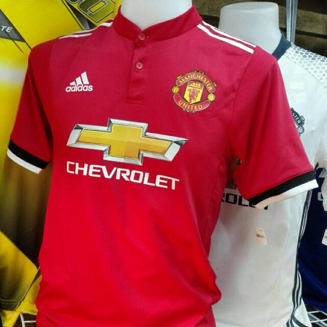 reputable site a4604 0cce5 Jersey Manchester United Home 2017/2018