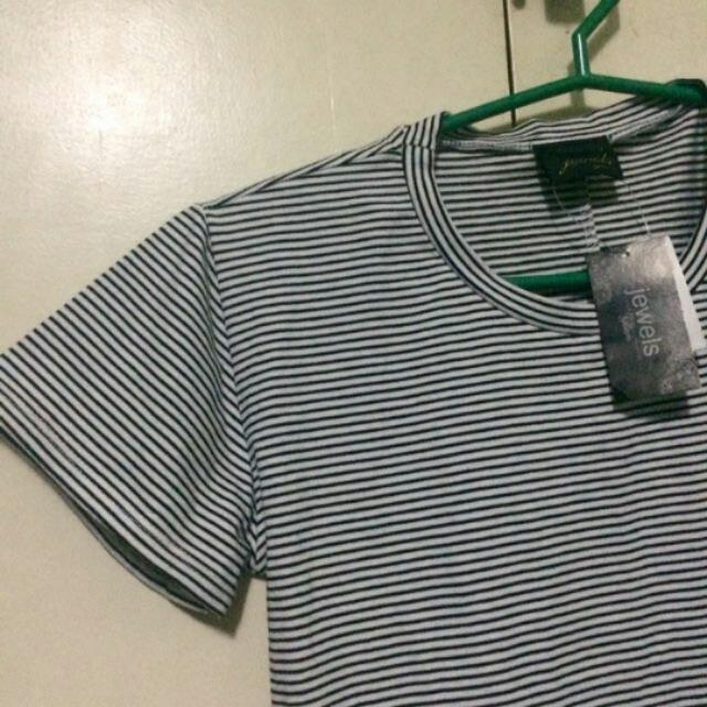 Jewels stripe dress