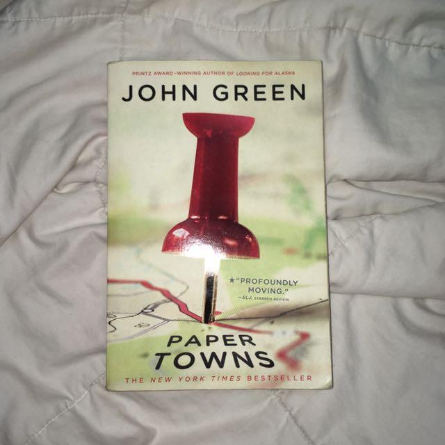 John Green Books Bundle