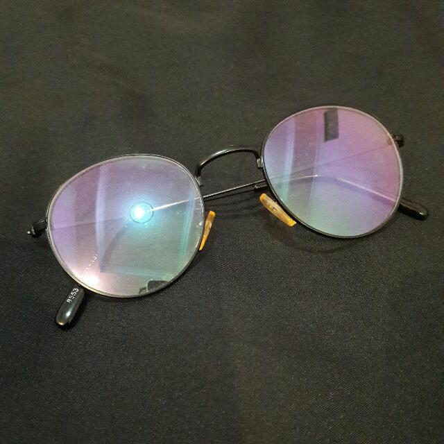 Kacamata Normal ( Round Glasses)