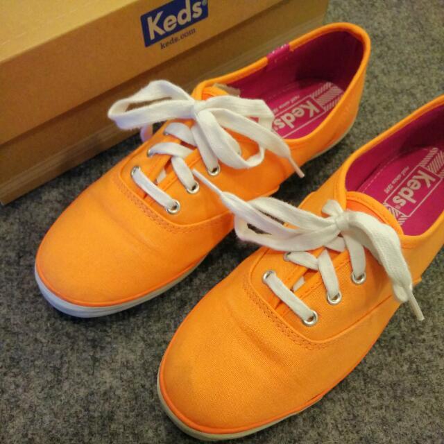 Keds Orange