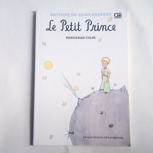 Le Petit Prince - The Little Prince (Pangeran Cilik)