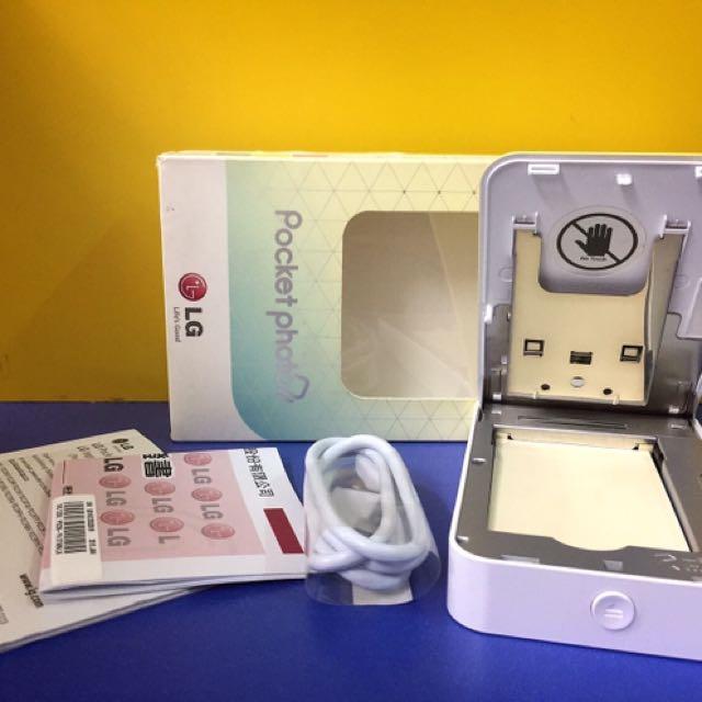LG PD239相印機
