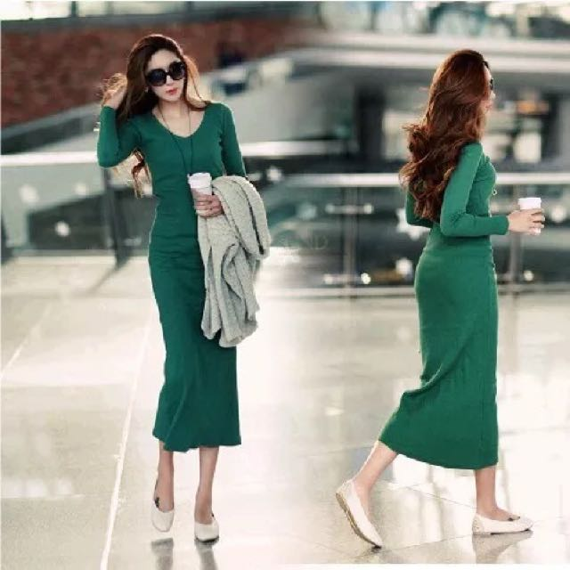 Long Dress Available In Big Size Only