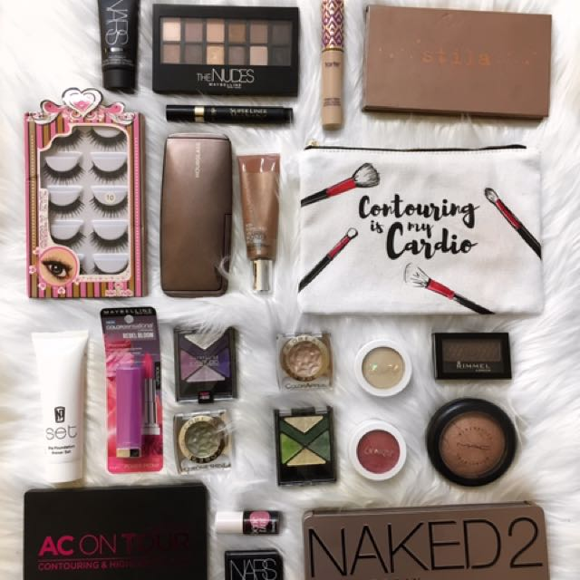 Luxury & Drugstore Make-up Bundle