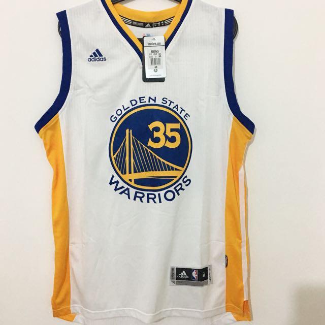 045d51d94f3 M) NBA Golden State Warriors Kevin Durant  35 Swingman Men Jersey ...