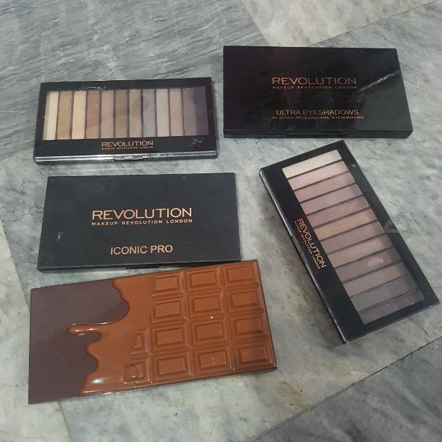 Make Up Revolution