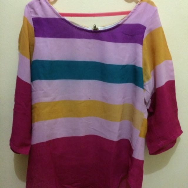 Mannequin Rainbow Blouse