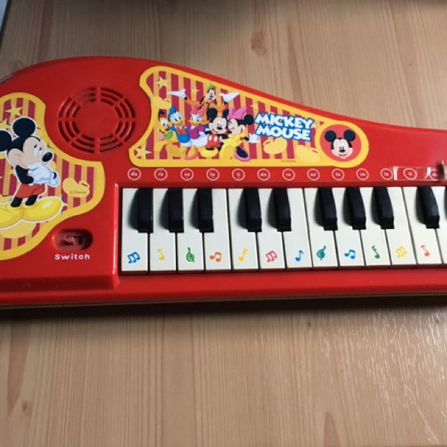 Mickey Mouse Keyboard