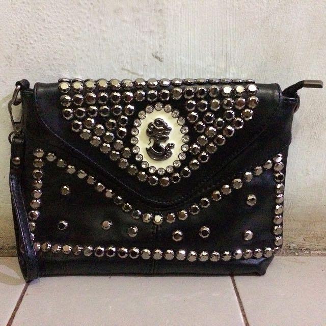 mini bag-black