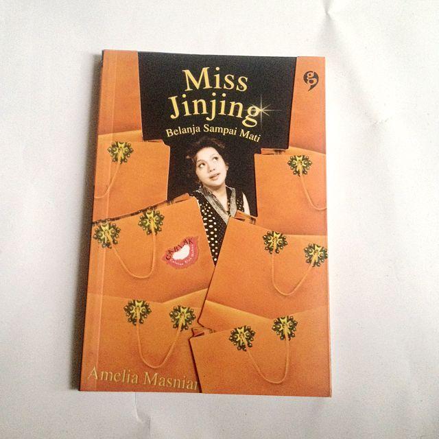 Miss Jinjing Belanja Sampai Mati