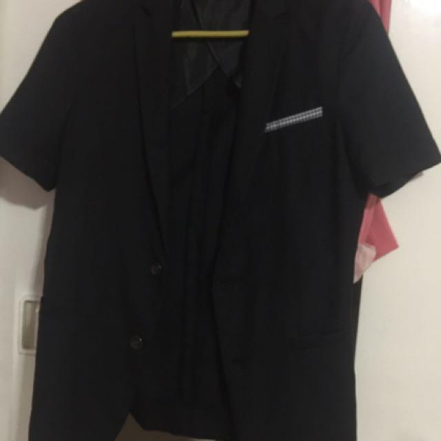 Mogao Office Blazer(black)