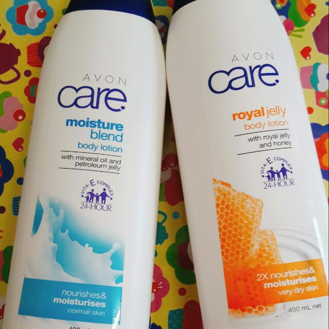 #Moisture Blend Body Lotion With Mineral Oil And Petroleum Jelly  #Royal Jelly Body Lotion With Royal Jelly And Honey  # Original Price 329.00 each # Sale Price Buy This Two For Only 380.00