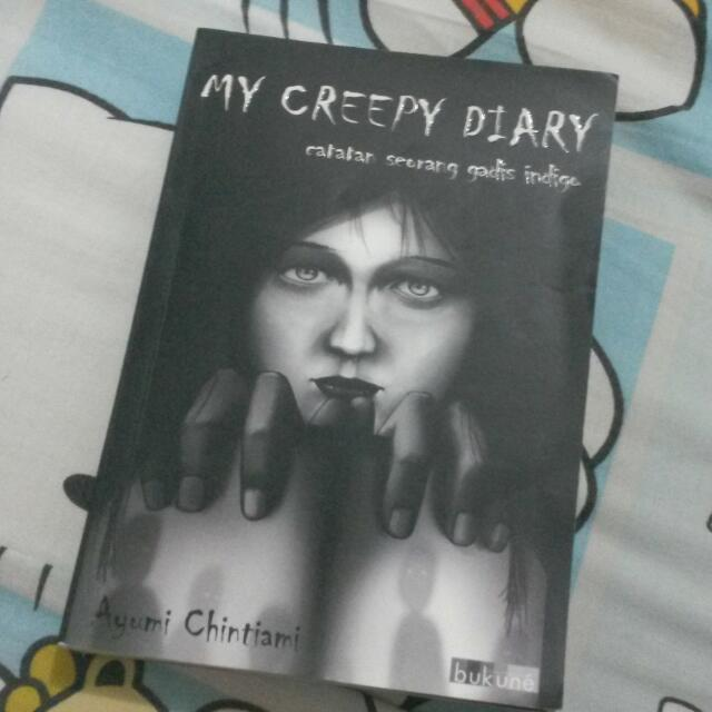 My Creepy Diary