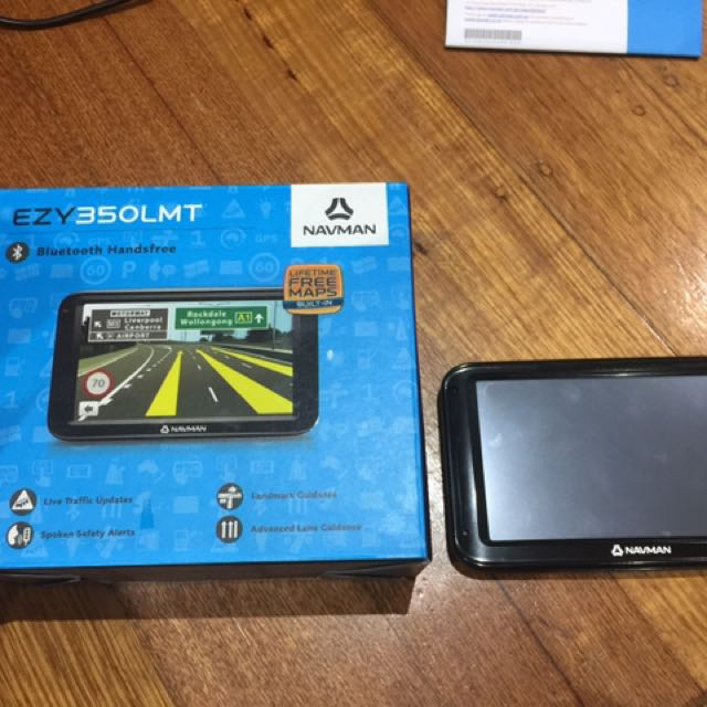 NAVMAN GPS EZY350LMT