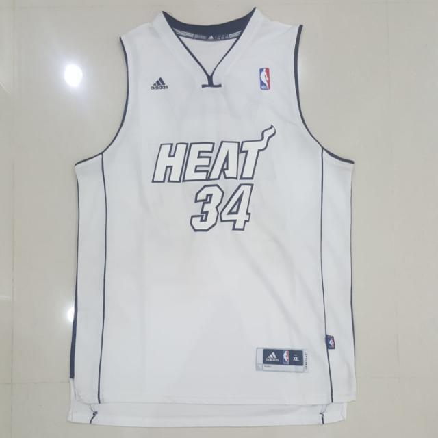 new style b8b60 ad223 NBA Jersey Miami Heat Ray Allen