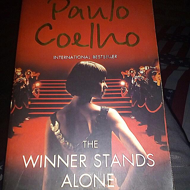 "Novel ""Paulo Coelho"" International Best Seller. (English Subtitled)/The _winner_stands_alone"