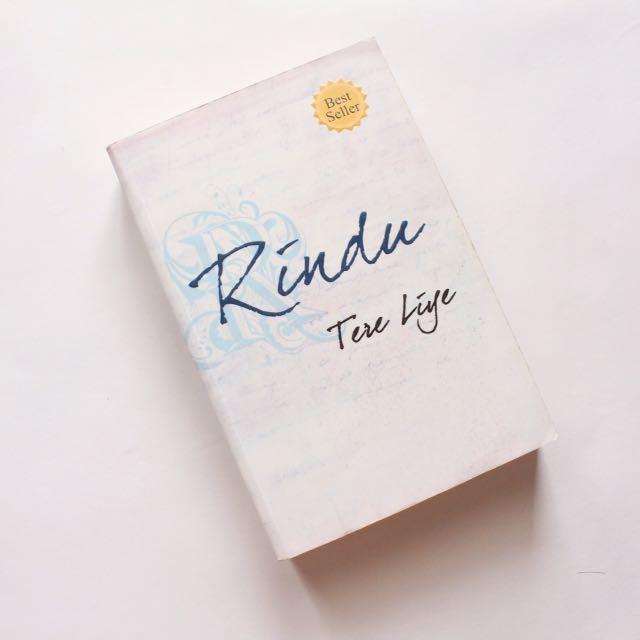 Novel Tere Liye - Rindu