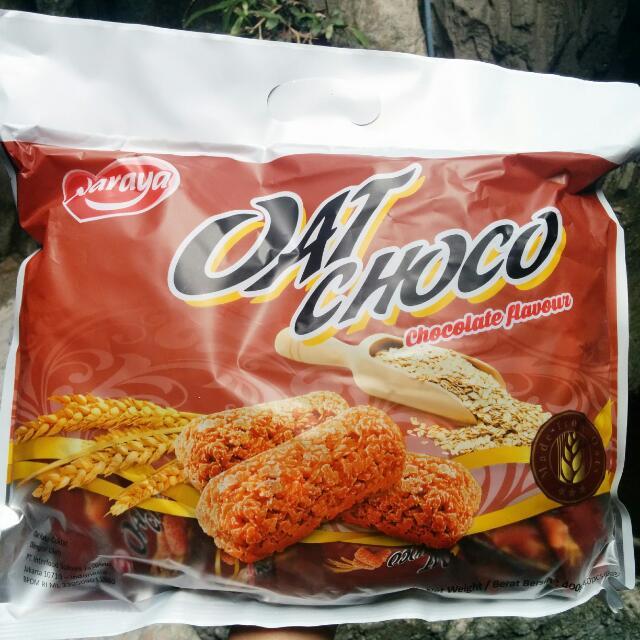 OAT CHOCO NARAYA (40 pcs = 400 gr)