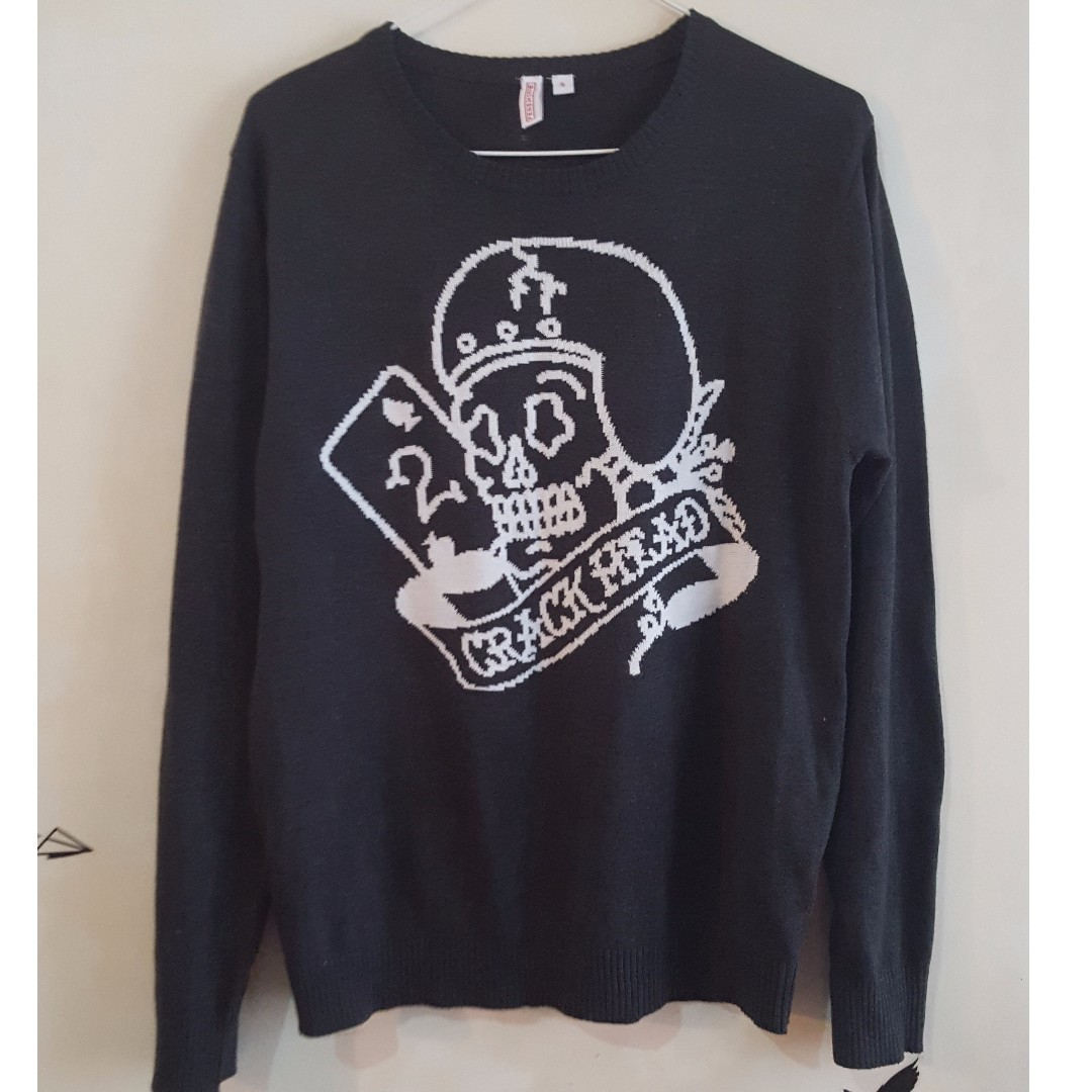 PENSHOPPE Knit PULLOVER SWEATER SWEATSHIRT for GUYS MEN SIZE SMALL
