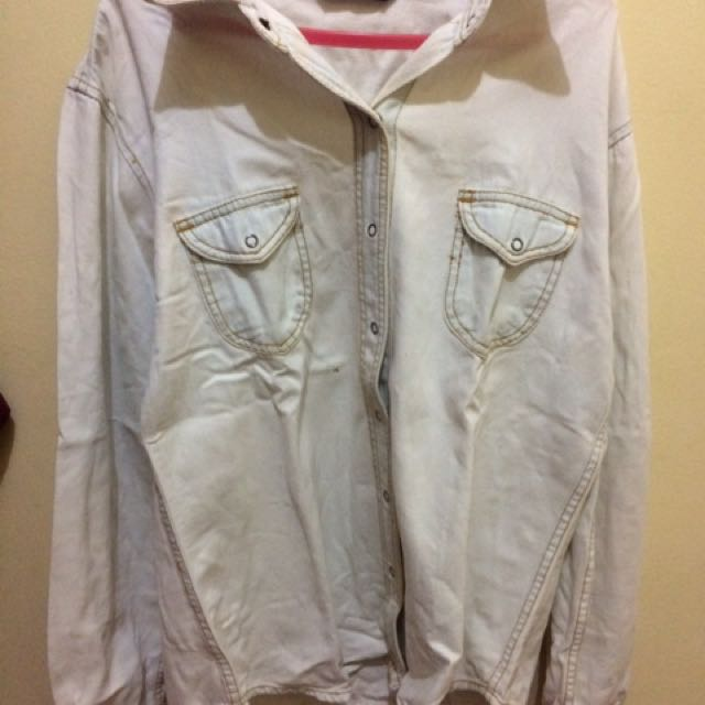 Per Favore Young Blue Jeans Jacket