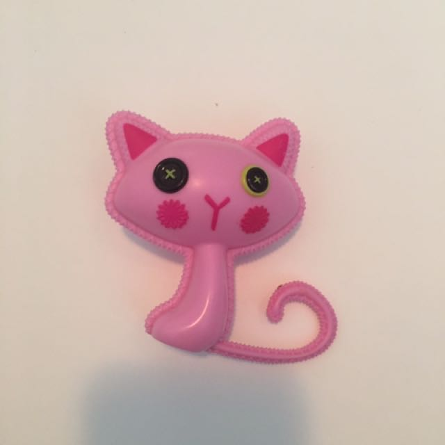 Pink Doll Cat
