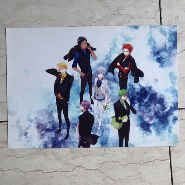 Kuroko No Basuke Poster
