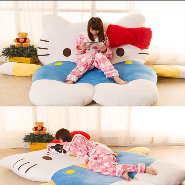 Preorder Super Single Hello Kitty Mattress Free Delivery To
