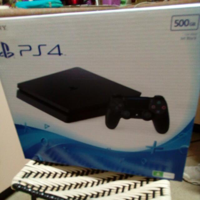 Ps4 Pro Slim  Brand New In Box